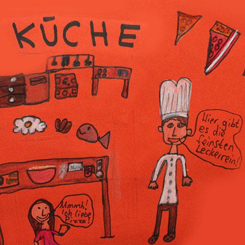 Stiftung Kallmünz Küche