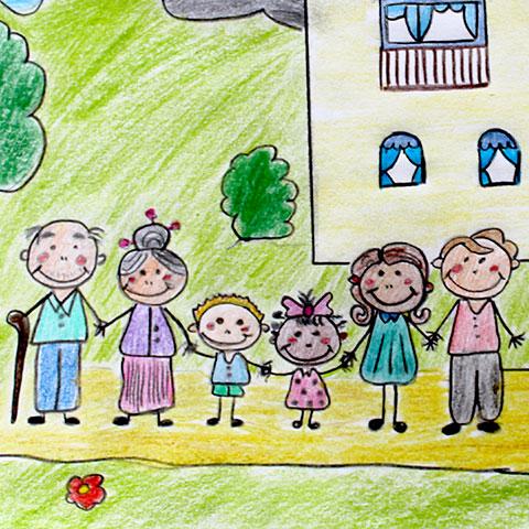 Kinderheim Altenheim Kallmünz zusammen leben