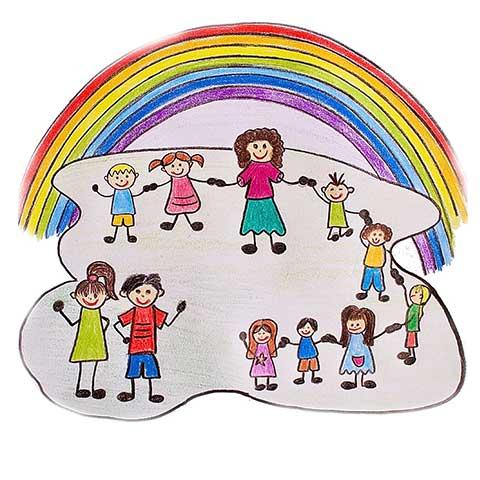 Stellenangebot für Praktikantin und Praktikant im Kinderheim