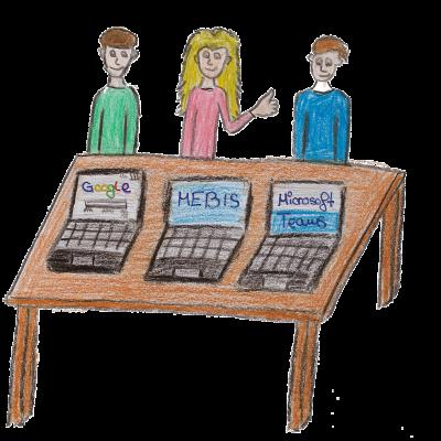 Laptopspende für Kinder zum Homeschooling